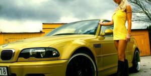BMW для золушки